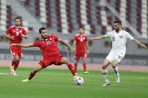 پیش بینی قهرمانی ایران در جام ملت ها از سوی روزنامه های قطری