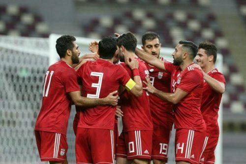 قهرمانی ایران در جام ملتهای آسیا