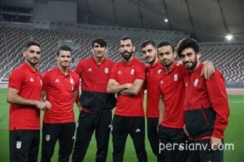 وعده ی جذاب برای بازیکنان تیم ملی ایران
