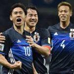 کاپیتان تیم ژاپن کری خوانی برای ایران را آغاز کرده است