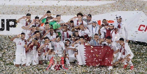 پاداش بازیکنان قطر