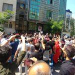 برخورد عجیب با هواداران معترض پرسپولیس