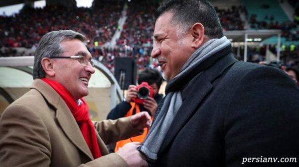 شوک شبانه به قرمزها در مورد گزینه جدید جایگزین برانکو