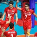 ملی پوشان والیبال به چالش پیری کشانده شده اند