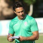 واکنش فرهاد به داوری زنان فوتبال در بازی پسران بوشهری
