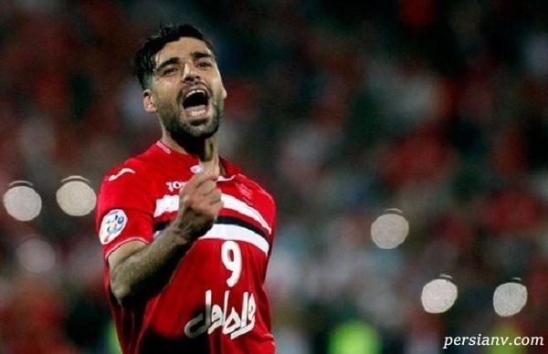 واکنش مهدی طارمی به خداحافظی محسن بنگر از دنیای فوتبال
