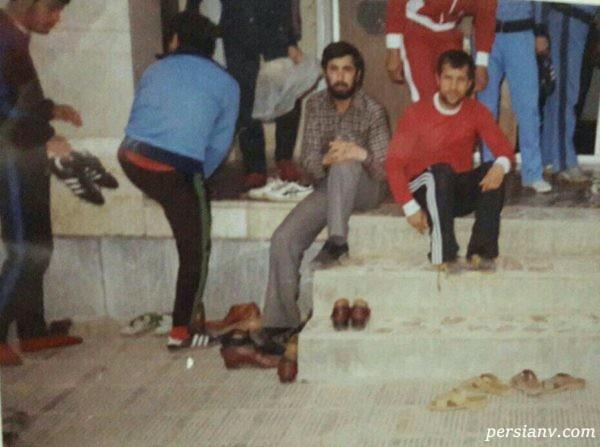 علی پروین در بهشهر