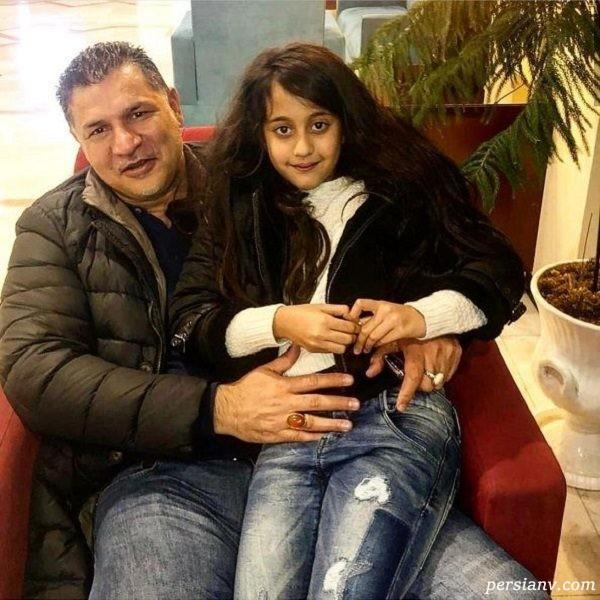 بچه علی دایی در مسیر پر پیچ و خم ورزشکاری