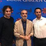 اکران فیلم آبی به رنگ آسمان با حضور آبی ترین های ایران