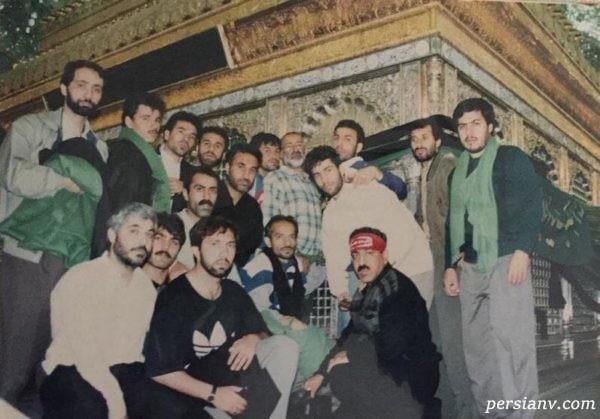 اولین تیم ملی فوتبال ایران