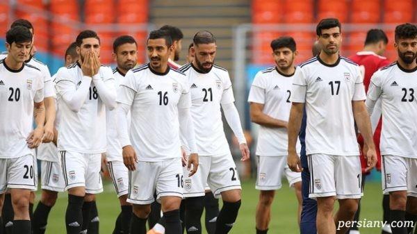 گروه ایران در مقدماتی جام جهانی