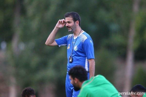 اولین برد استقلال در لیگ برتر و سورپرایز مرد ایتالیایی برای بازیکنان استقلال !