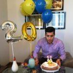 تبریک تولد سعید عزت اللهی به سبک رامین !