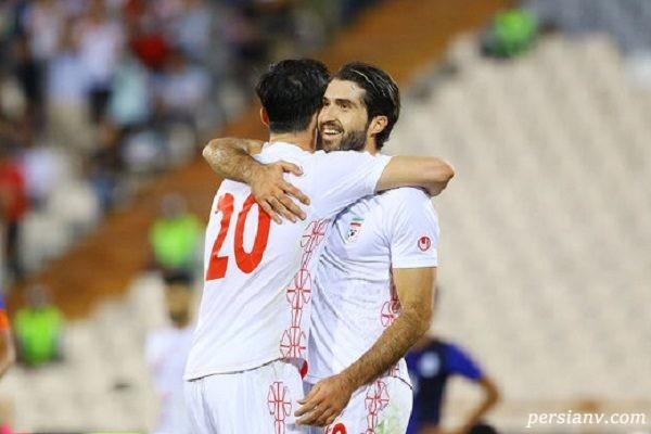 حسرت انگلیسی ها از کریم انصاری فرد فوتبالیست ایرانی