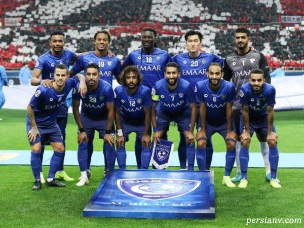 تیم الهلال عربستان