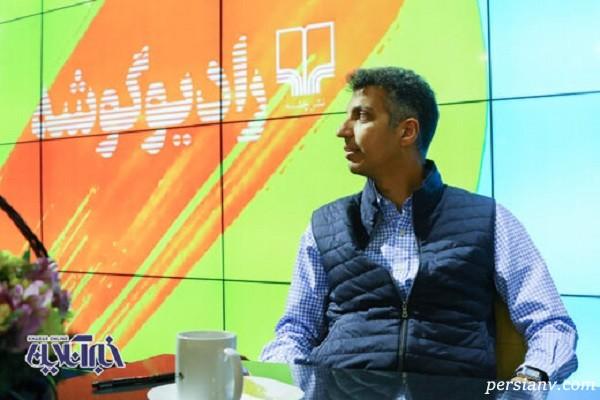 جشن امضا عادل فردوسی پور