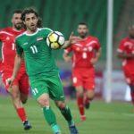 لیست دعوت شدگان به تیم ملی فوتبال برای بازی در برابر عراق