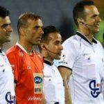 مهرداد نجفی کمک داور فوتبال خودکشی کرد !!!
