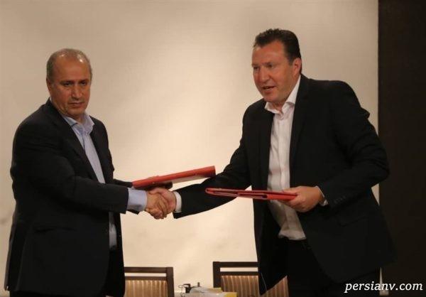 قرارداد ویلموتس با ایران