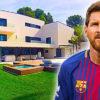 خانه لیونل مسی در بارسلونا و همه خانه و ماشین های مسی