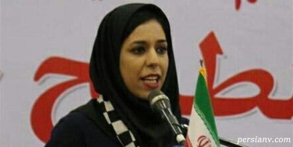 قضاوت داور زن ایرانی بدون حجاب درمسابقاتجهانی