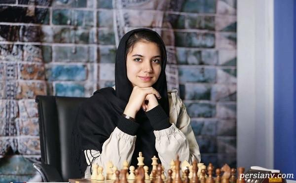خداحافظی سارا خادم الشریعه از تیم ملی شطرنج!