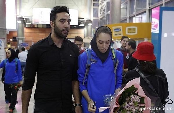 واکنش هادی ساعی به مهاجرت کیمیا علیزاده تکواندوکار؛ او با اینکار به آبرویش لطمه زد