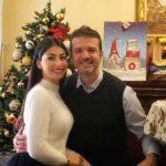 تبریک نوروزی همسر استراماچونی به زبان فارسی و بارداری مجدد همسر سرمربی سابق استقلال