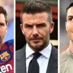 ۱۰ نفر از جذاب ترین فوتبالیست های جهان ؛ از فوتبالیست های دیروز تا امروز