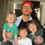 زندگی لاکچری سرخیو راموس و همسر و فرزندانش در قرنطینه کرونا