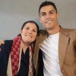 رونمایی از نامزد مادر کریس رونالدو ؛ آخرین وضعیت مادر رونالدو بعد از سکته