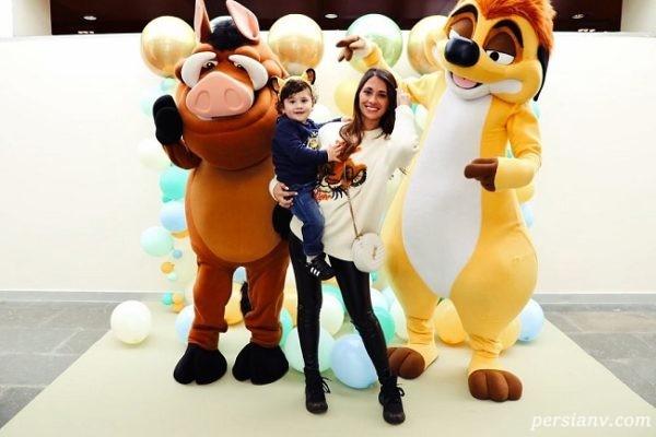 جشن تولد متفاوت فرزند مسی و آنتونلا ؛ تولد دو سالگی فرزند سوم لیونل مسی