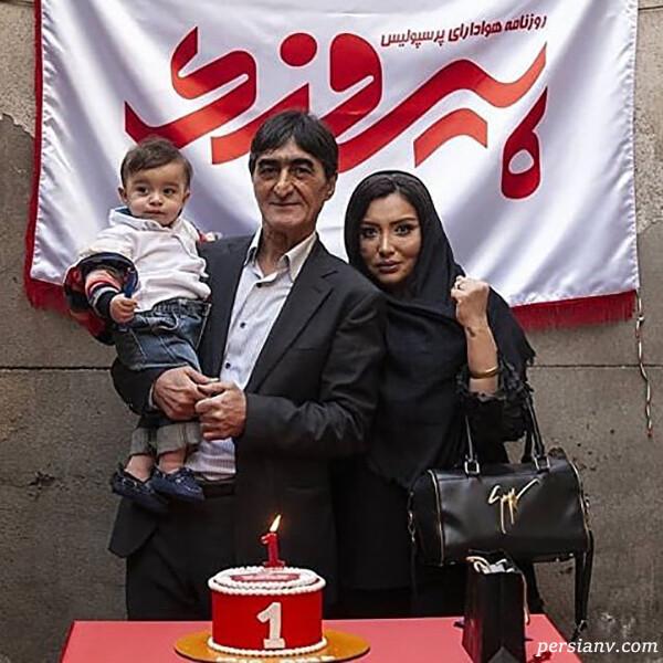 زندگی ناصر محمدخانی