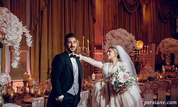 سالگرد ازدواج رضا قوچان نژاد و تبریک متفاوت خانم بازیگر