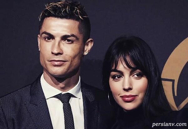 کریستیانو رونالدو و جورجینا در قایق شیک ۵٫۶ میلیون یورویی
