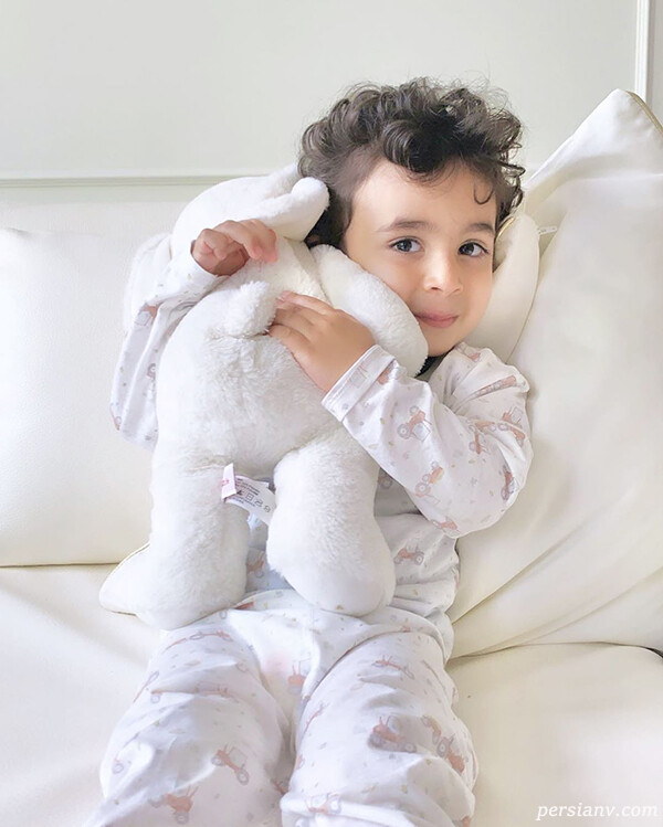 پسر رضا قوچان نژاد