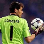 خداحافظی ایکر کاسیاس و پیام احساسی ستاره های فوتبال به او