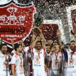 جام قهرمانی پرسپولیس از شجاع خلیلزاده تا سید جلال حسینی
