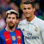 رونالدو و مسی دعوت ستاره پرتغالی از وی برای یک شام دو نفره