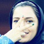 فرزانه فصیحی و همسرش لژیونر دونده ایرانی در صربستان