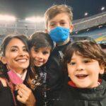 خانواده لیونل مسی منتظر اتفاق جدید و خوشایند در بارسلونا