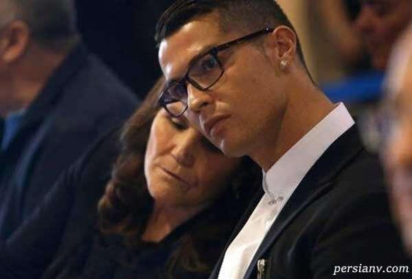 مادر کریس رونالدو ستاره پرتغالی تیم جدید پسرش را مشخص کرد