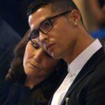 مادر کریستیانو رونالدو به خاطر پسرش جنجال آفرین شد!