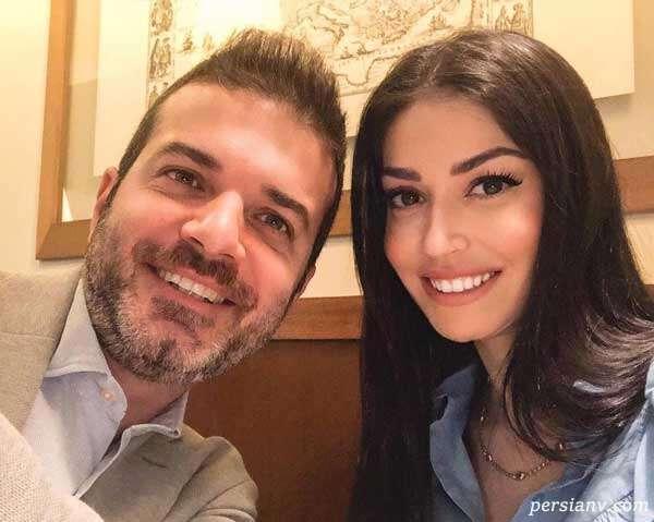 فعالیت های تجاری همسر استراماچونی مربی سابق استقلال در ایران