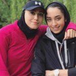 کیمیا علیزاده و ناهید کیانی از دوستی تا رقابت و تلخی نبرد دو ایرانی
