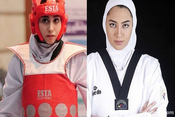 ناهید کیانی و کیمیا علیزاده حساس ترین نبرد سال در المپیک توکیو