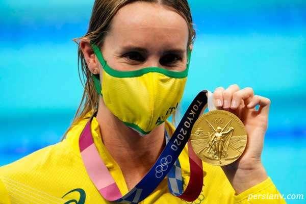 زن استرالیایی