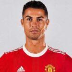 پیراهن کریستیانو رونالدو فوق ستاره پرتغالی منچستر یونایتد
