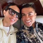 عاشقانه عجیب و غریب کریستیانو رونالدو و جورجینا رودریگس