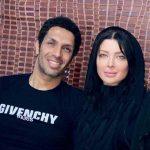 جشن سالگرد ازدواج سپهر حیدری و عاشقانه او برای همسرش